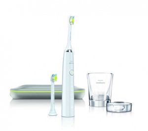 Serene Dental Center's suggested toothbrush – a Sonicare